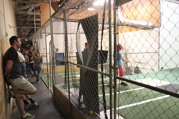 Batting cages eugene oregon